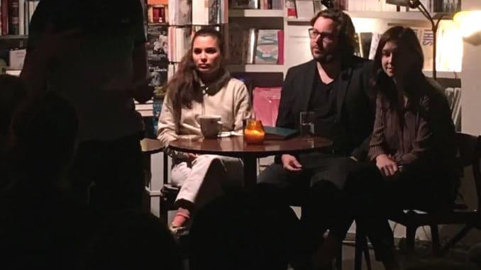 Dariadaria, Michael Hunklinger und Sophie Felbermair @ Cafè Phil